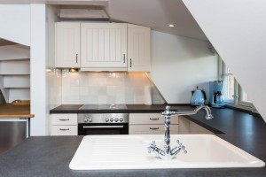 Bliis Tidjen - Wohnung 1 - Küche