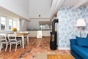 Bliis Tidjen - Wohnung 2 - Wohnesszimmer