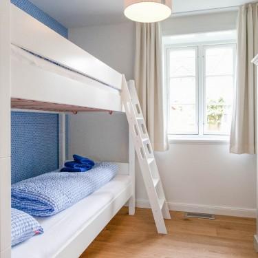 Reetdachhaus Amrum Norddorf Bliis Tidjen Hölck Ferienwohnung 3 - Schlafen