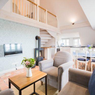 Bliis Tidjen - Wohnung 1 - Wohnen
